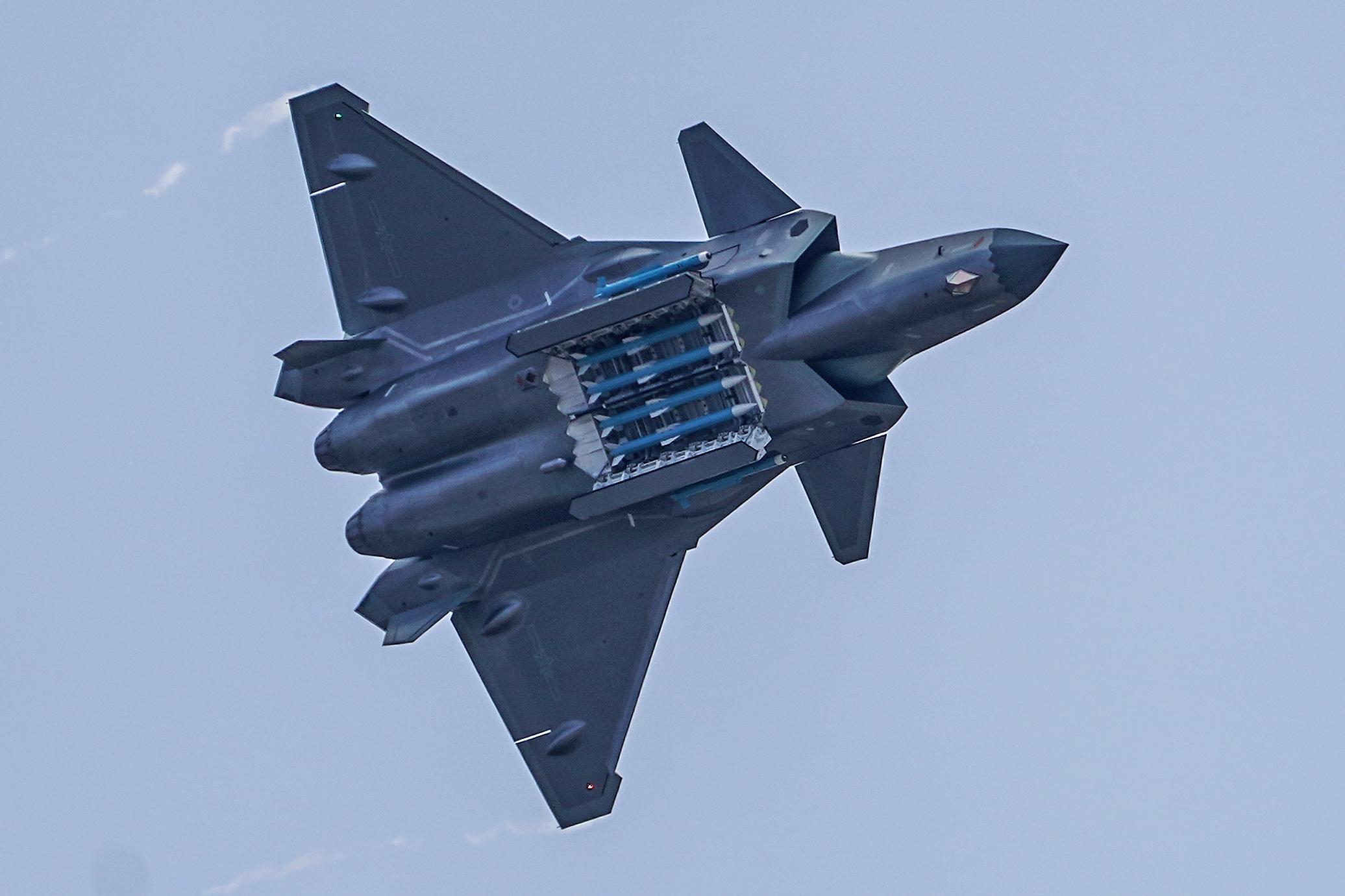Le chasseur chinois post J-20 dès 2035 ? | East Pendulum
