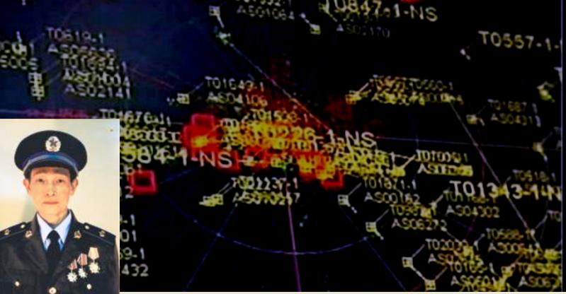 Jin Zhaoxun et la guerre électronique - electronic warfare