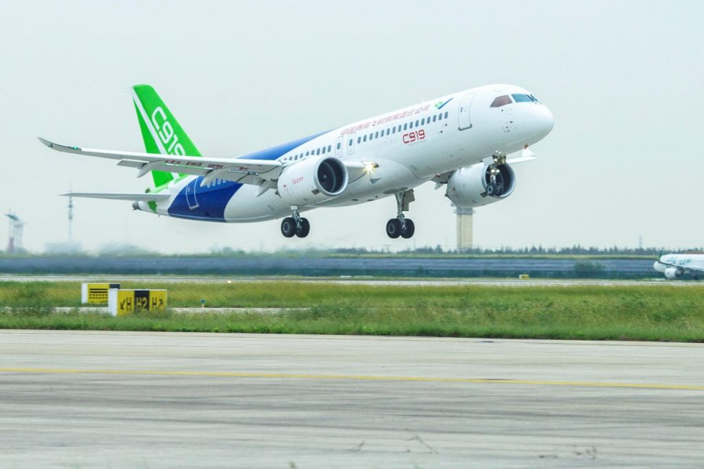 La chine devoile le Comac C919 - Page 2 - Check-Six Forums